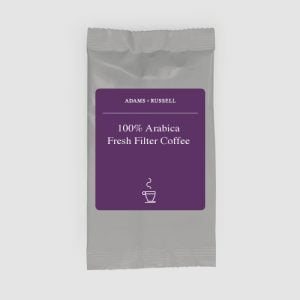100% Arabica filter coffee bag