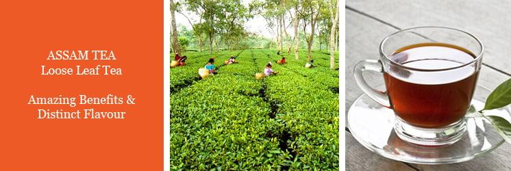 Assam Tea Loose Leaf