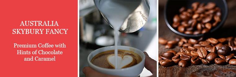 Australia Skybury Fancy Coffee