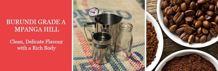 Burundi Grade A Coffee
