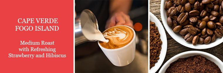 Cape Verde Fogo Island Coffee