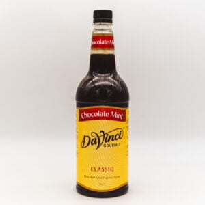 DaVinci Chocolate Mint Syrup 1 Litre