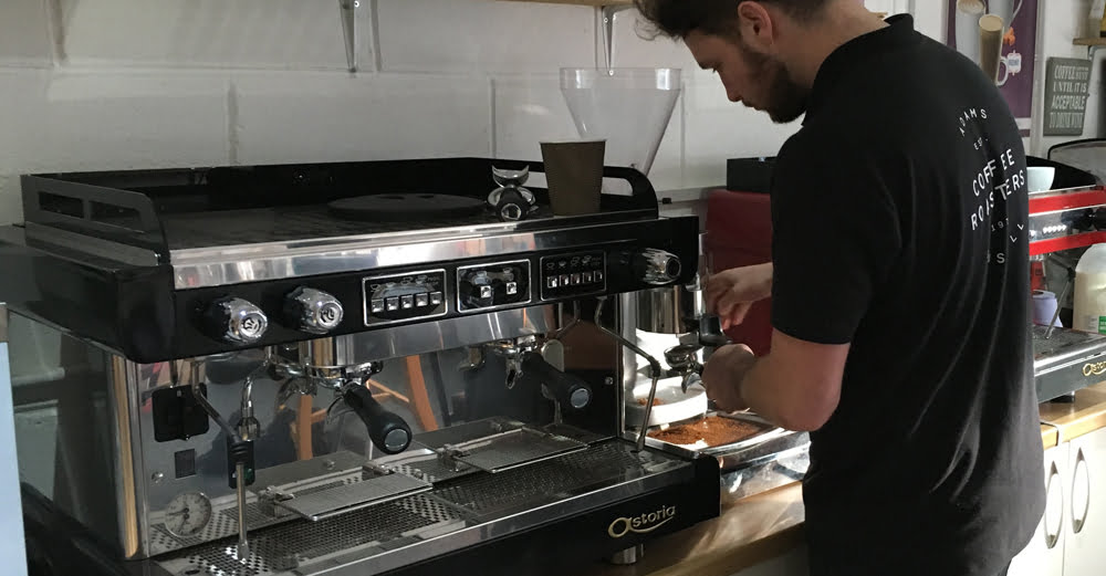 Coffee-Making-showroom