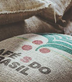 Real Hessian Coffee Sacks