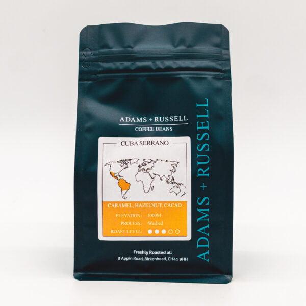 Cuba Serrano Coffee