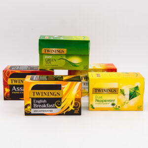 Pack of 20 Twinings Teabags (16 flavours)
