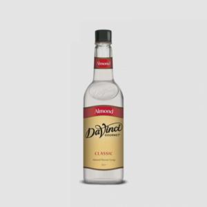 DaVinci Almond coffee syrup wholesale