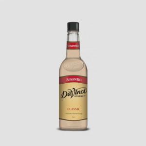 DaVinci Amaretto flavour coffee-syrup