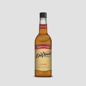 DaVinci Butterscotch flavour syrup wholesale