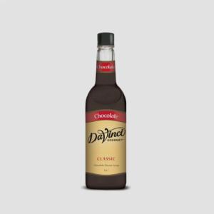 DaVinci Chocolate flavour syrup wholesale