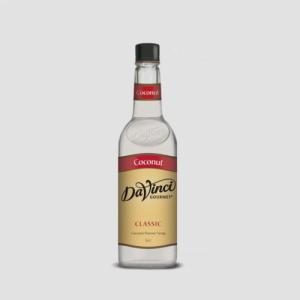 DaVinci Coconut syrup Wholesale