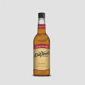 DaVinci Gingerbread flavour syrup wholesale