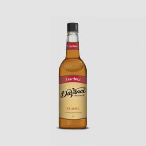 DaVinci Hazelnut syrup wholesale