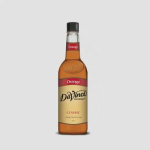 DaVinci Orange coffee syrup wholesale