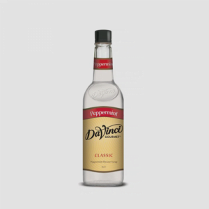 DaVinci Peppermint coffee syrup whoelsale