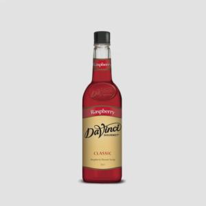 DaVinci Raspberry coffee syrup wholesale