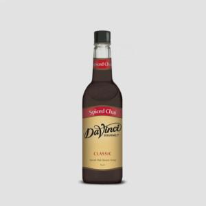 DaVinci Spiced Chai coffee syrup wholesale