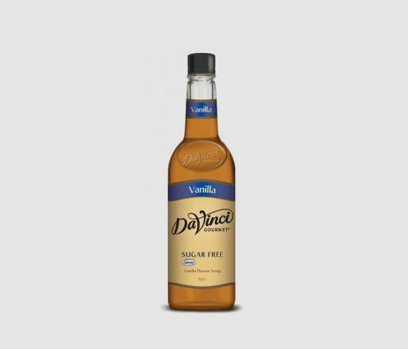 DaVinci Vanilla Sugar Free syrup-wholesale