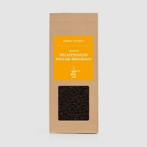 Wholesale Decaffeinated English Breakfast tea leaves