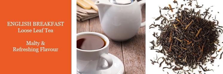 English Breakfast Tea Loose Leaf