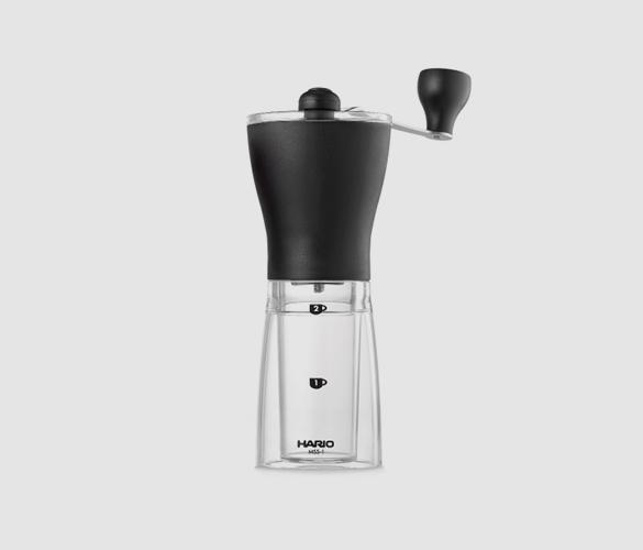 Hario Mini Mill Slim Hand Coffee Grinder Uk For Fresh Delicious Coffee