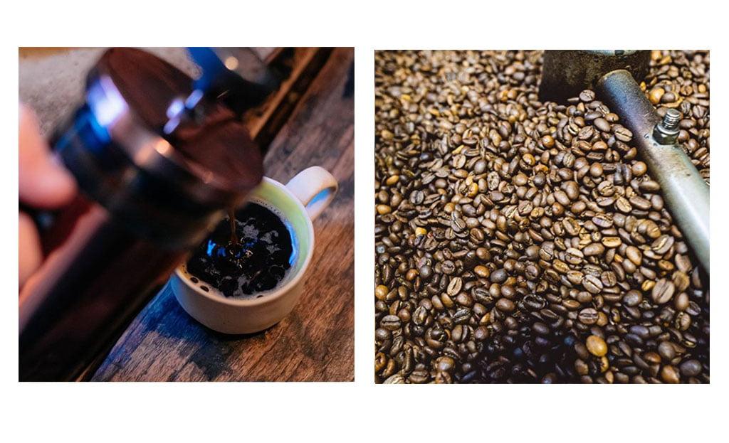 Jamaican Blue Coffee