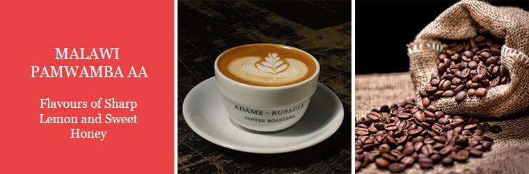 Malawi Pamwamba AA Coffee