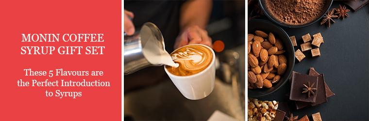 Monin Coffee Syrup Gift Set