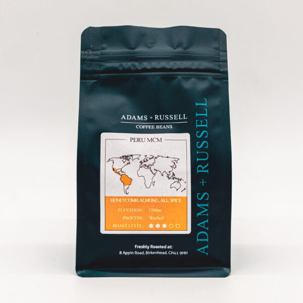 Peru MCM Coffee