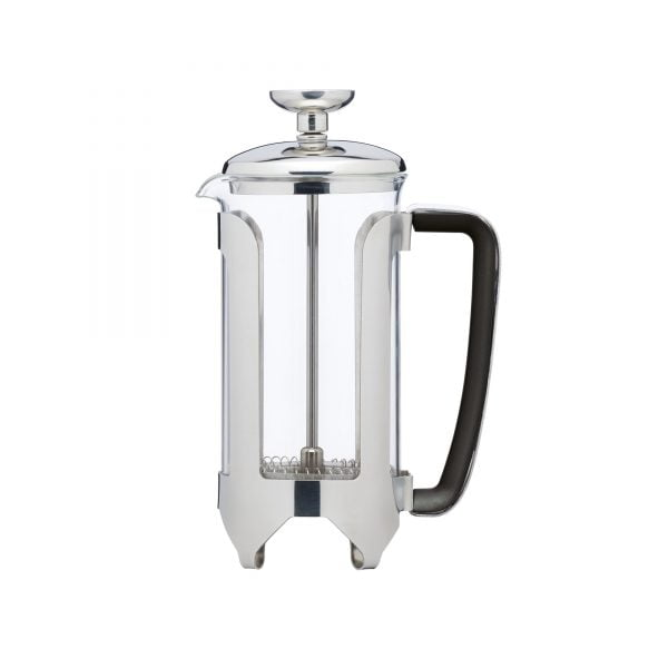 Stainless Steel & Glass Cafetiere
