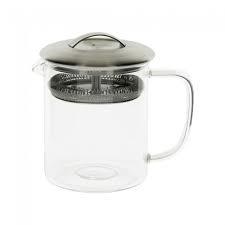 Teapot-lid-infuser