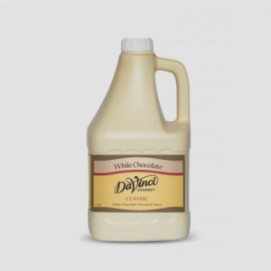 Wholesale DaVinci White Chocolate Sauce