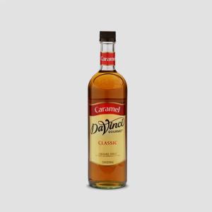 Wholesale DaVinci Caramel coffee syrup