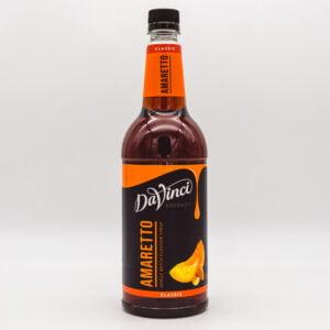 DaVinci Amaretto Syrup 1 Litre