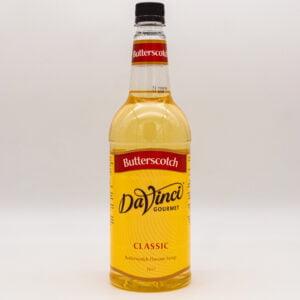 DaVinci Butterscotch Syrup 1 Litre