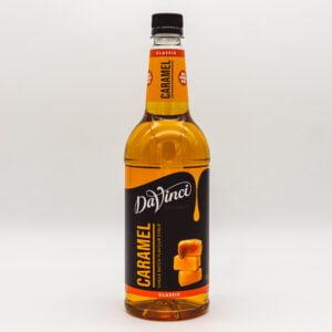 DaVinci Caramel Syrup 1 Litre
