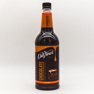 DaVinci Chocolate Syrup 1 Litre