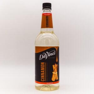 DaVinci Cinnamon Syrup 1 Litre