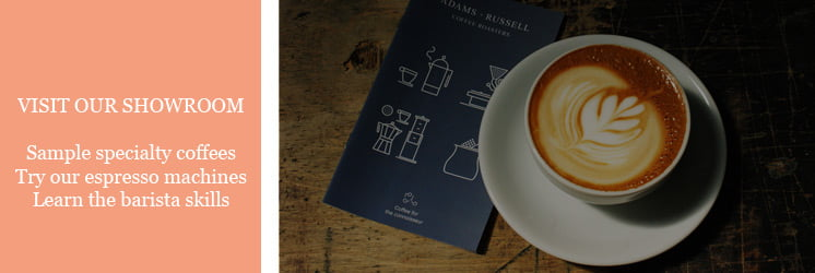 coffee tasting and sampling sessions in Liverpool