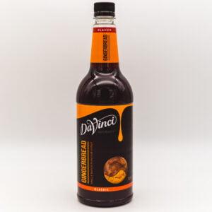 DaVinci Gingerbread Syrup 1 Litre