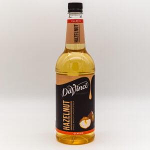 DaVinci Hazelnut Syrup 1 Litre