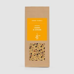 Wholesale loose leaf tea Lemon Ginger