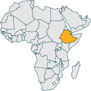 map coffee beans ethiopia