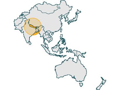 map-fresh-coffee-beans-nepal
