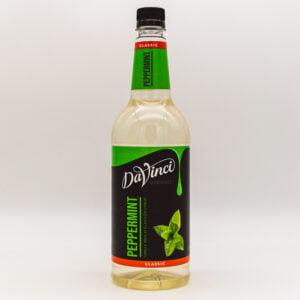 DaVinci Peppermint Syrup 1 Litre