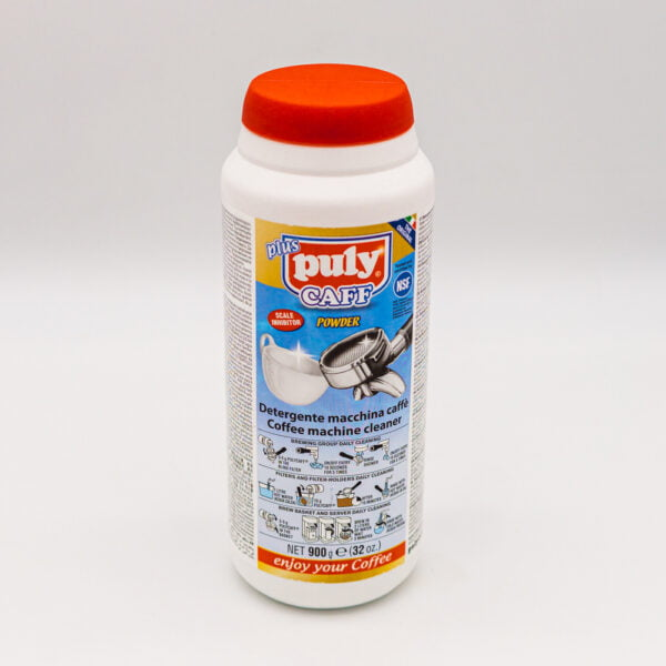 puly cleaner coffee