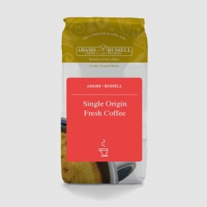 single origin fresh roasted coffee