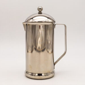 Single Wall Stainless Steel Cafetiere