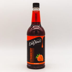 DaVinci Strawberry Syrup 1 Litre