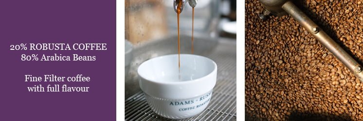 strong ground coffee filter